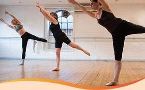 Cours danse moderne