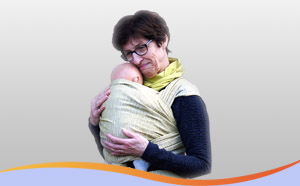 Atelier de portage bébé