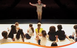 Cours Théâtre Enfants